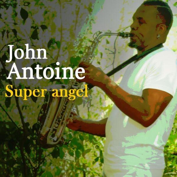 Cover art for Super Angel