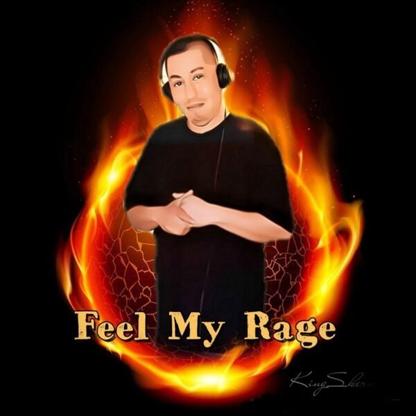 Cover art for Feel My Rage