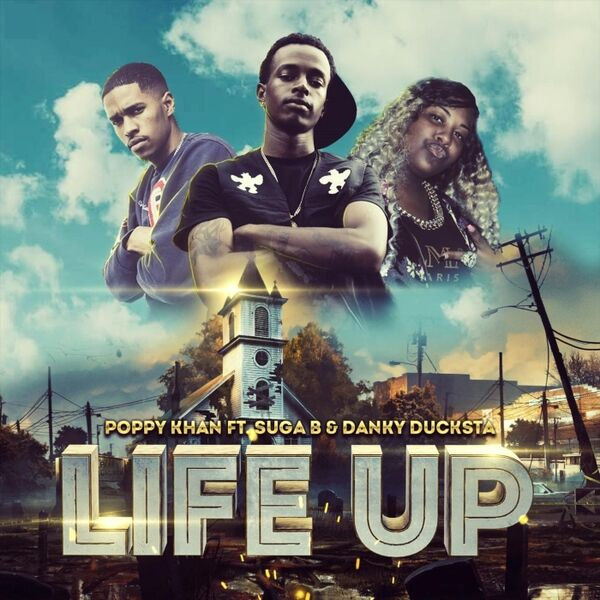 Cover art for Life Up