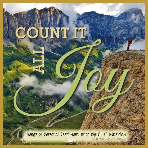 Cover art for Count It All Joy!