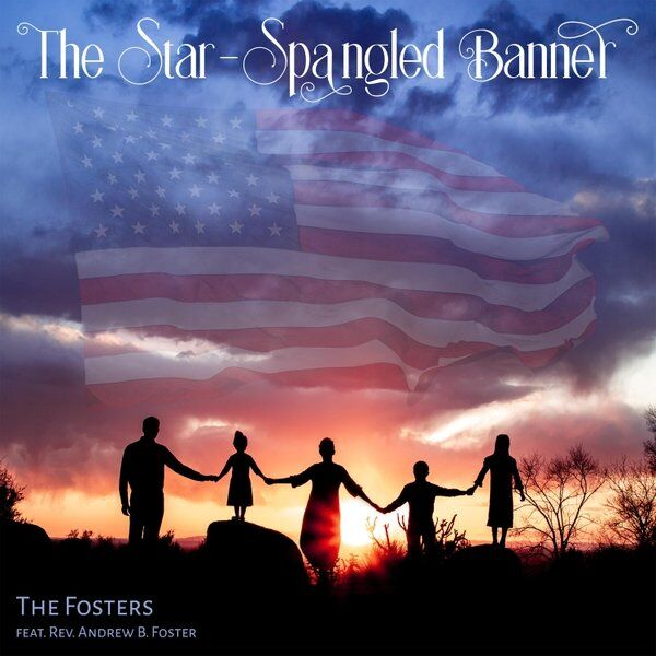 Cover art for The Star-Spangled Banner