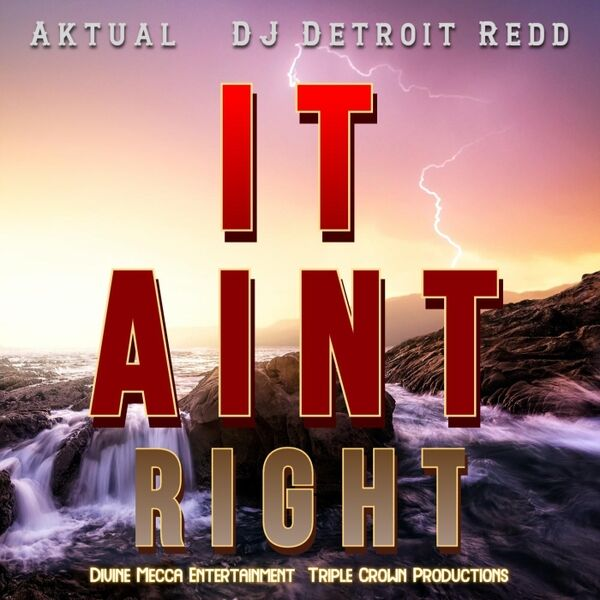 Cover art for It Aint Right