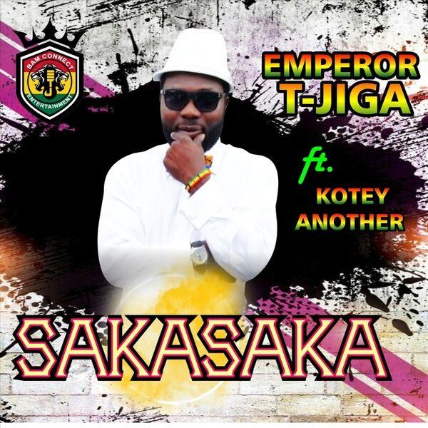 Cover art for Saka Saka