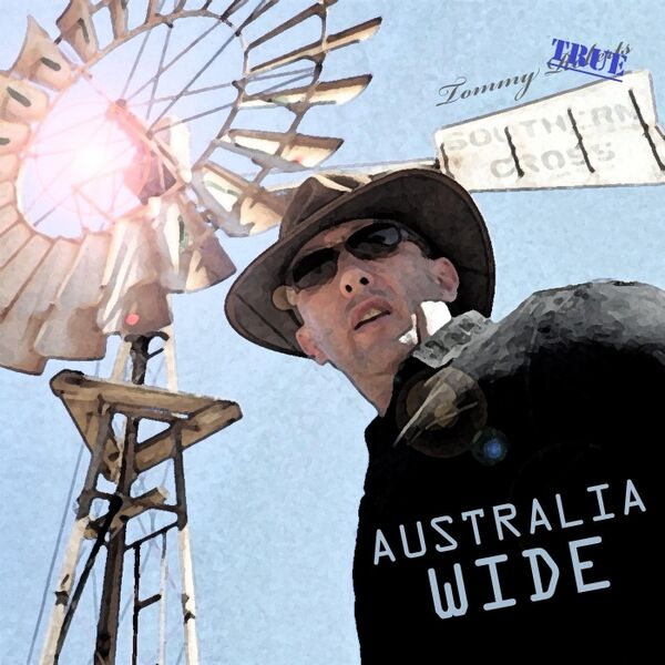 Cover art for Australia Wide