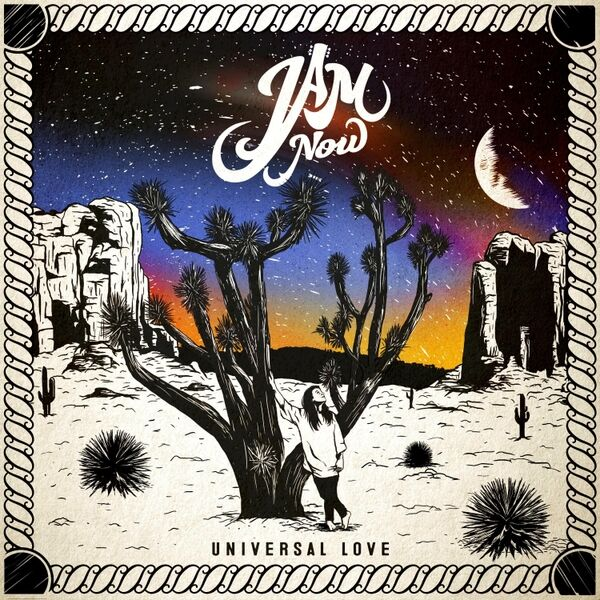 Cover art for Universal Love