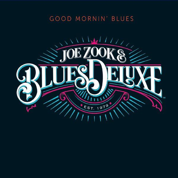 Cover art for Good Mornin' Blues