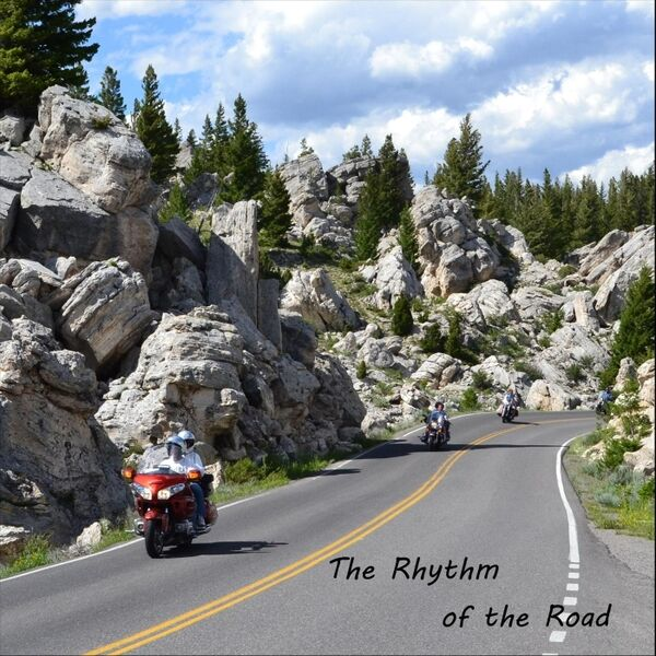 Cover art for The Rhythm of the Road