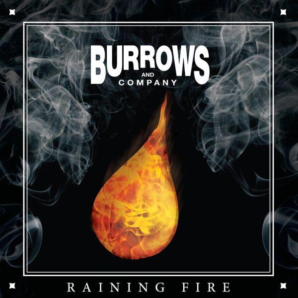 Cover art for Raining Fire