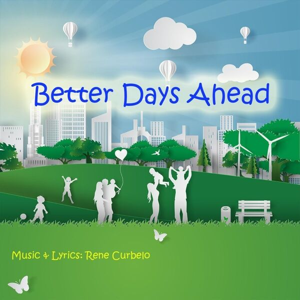 Cover art for Better Days Ahead