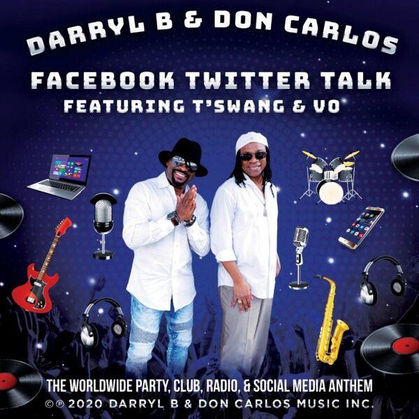 Cover art for Facebook Twitter Talk