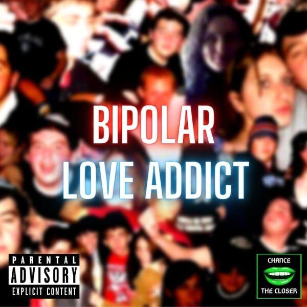 Cover art for Bipolar Love Addict