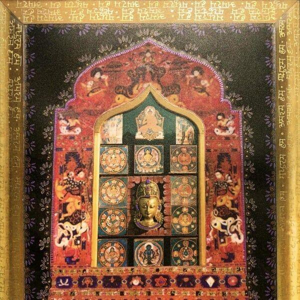 Cover art for In Meditation (Indian Classical Slide Guitar)