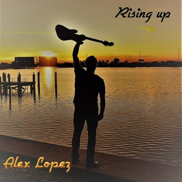 Cover art for Rising Up