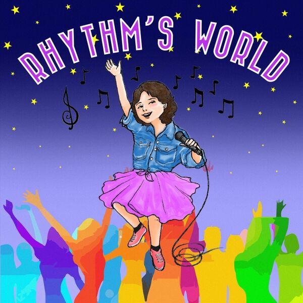 Cover art for Rhythm's World