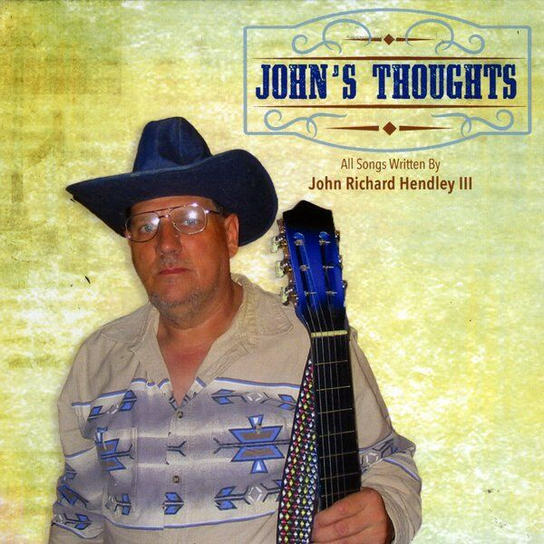 Cover art for John's Thoughts
