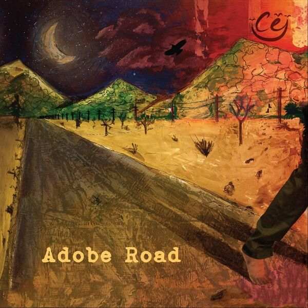 Cover art for Adobe Road
