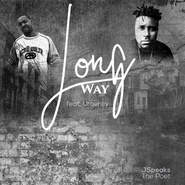 Cover art for Long Way