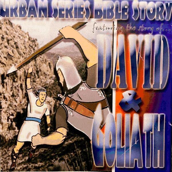 Cover art for David & Goliath