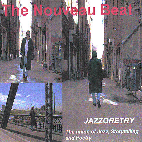 Cover art for Jazzoretry