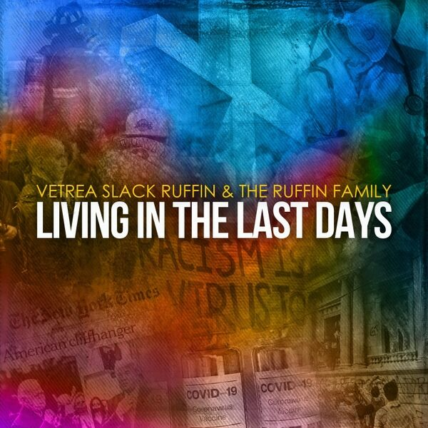 Cover art for Living in the Last Days