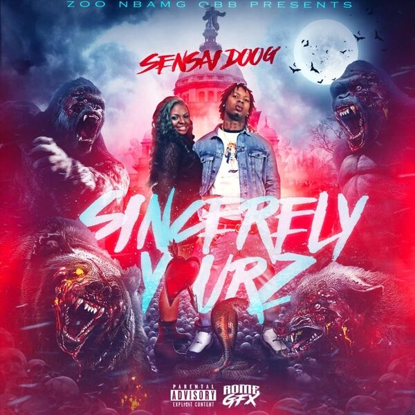 Cover art for Sincerely Yourz