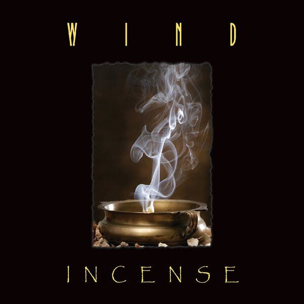 Cover art for Incense