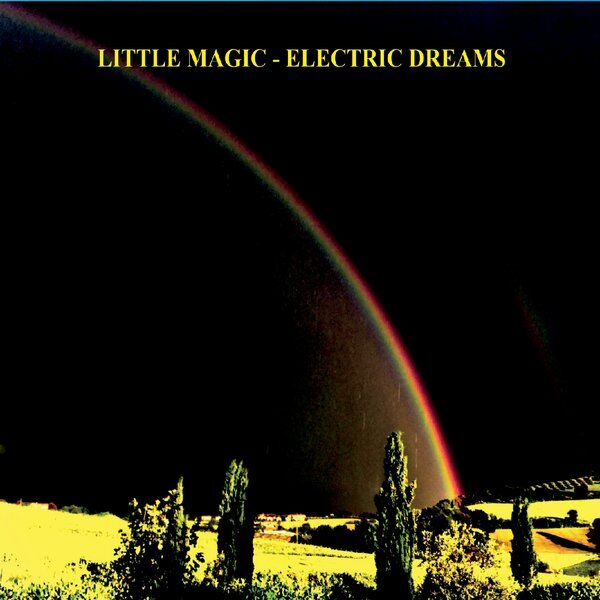 Cover art for Electric Dreams