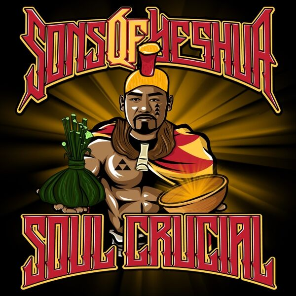 Cover art for Soul Crucial