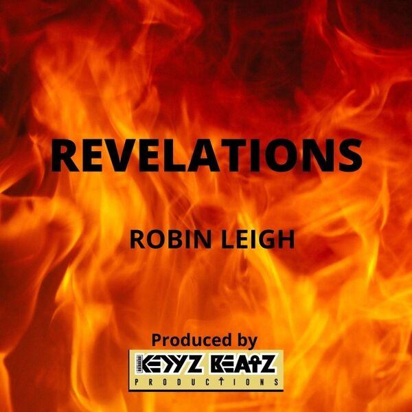 Cover art for Revelations
