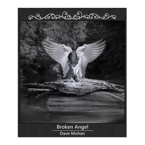 Cover art for Broken Angel