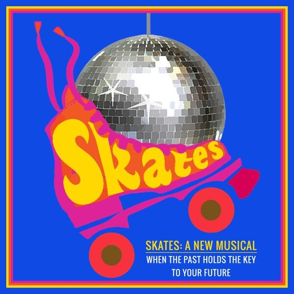 Cover art for Skates the Musical