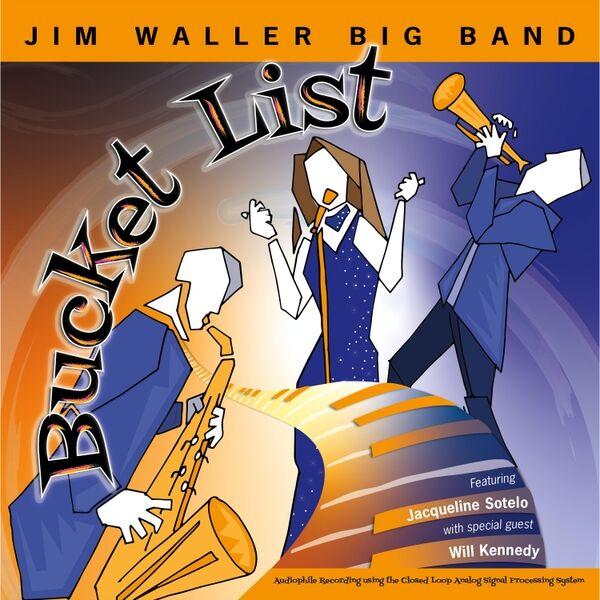 Cover art for Bucket List