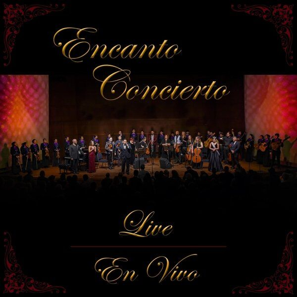Cover art for Encanto Concierto en Vivo