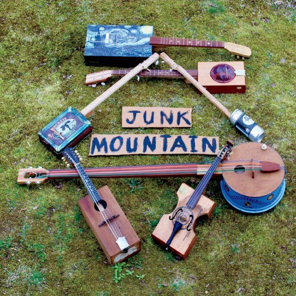 Cover art for Junk Mountain