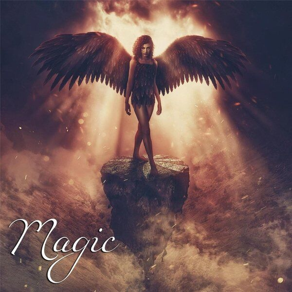 Cover art for Magic