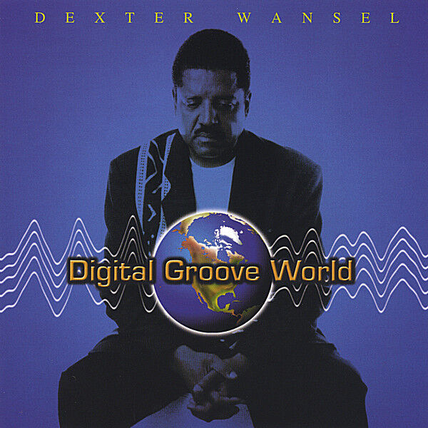 Cover art for Digital Groove World