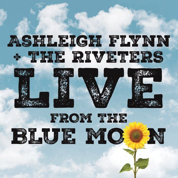 Cover art for Live from the Blue Moon