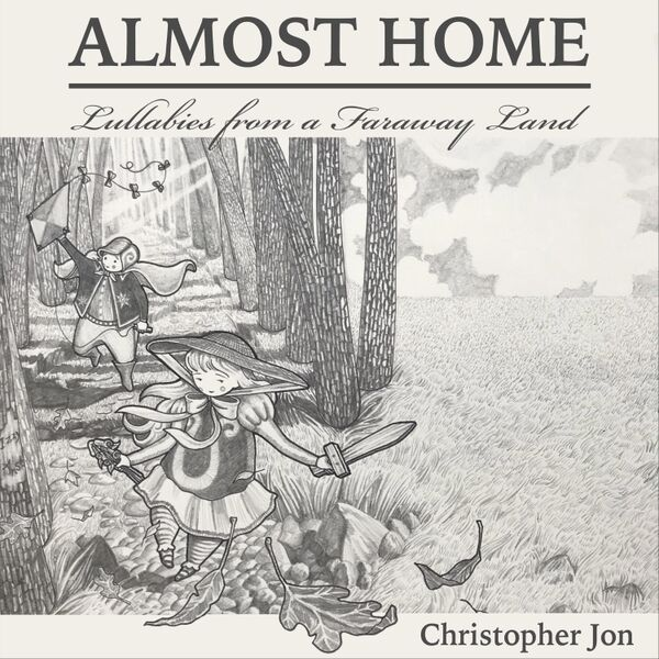 Cover art for Almost Home
