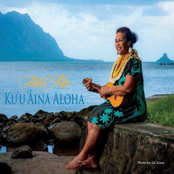 Cover art for Ku'u 'aina Aloha