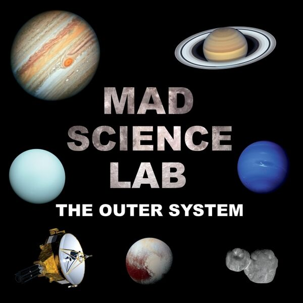 Cover art for The Outer System