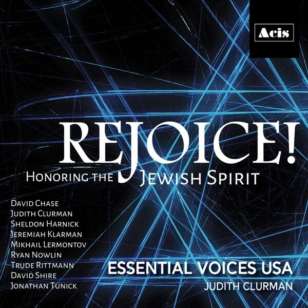 Cover art for Rejoice! Honoring the Jewish Spirit