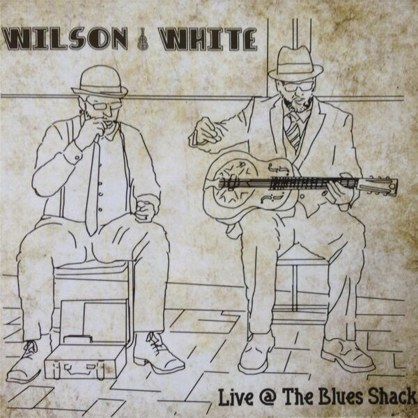 Cover art for Live At the Blues Shack