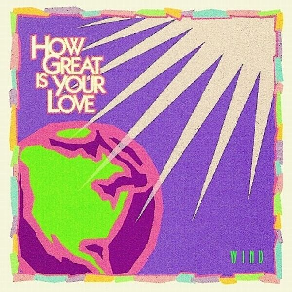 Cover art for How Great Is Your Love
