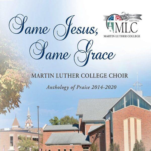 Cover art for Same Jesus, Same Grace