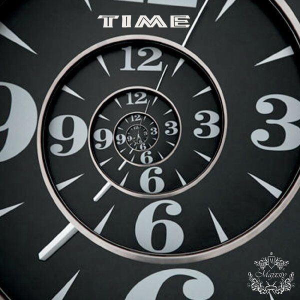 Cover art for Time
