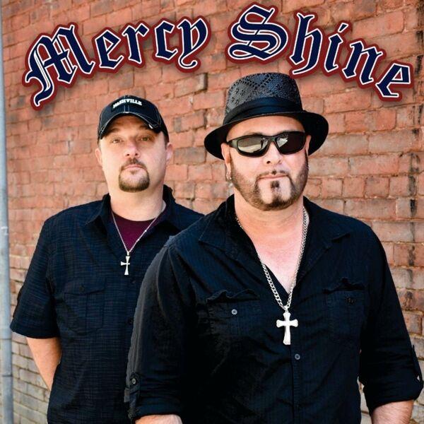 Cover art for Mercy Shine