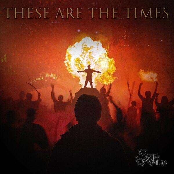 Cover art for These Are the Times