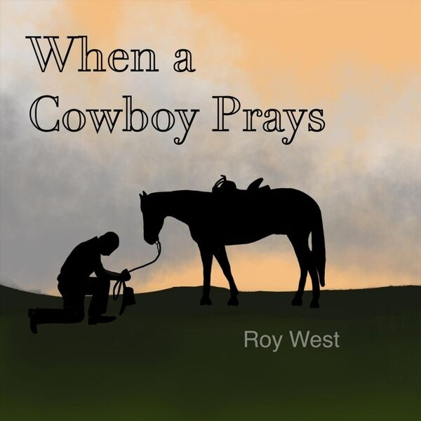Cover art for When a Cowboy Prays