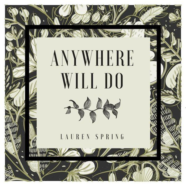 Cover art for Anywhere Will Do