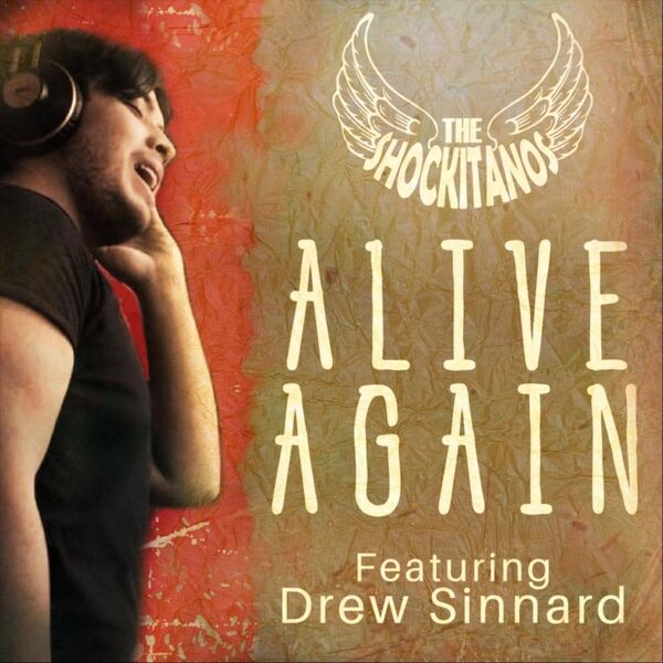 Cover art for Alive Again